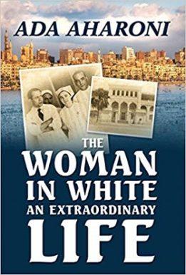 Woman in white- Ada Aharoni