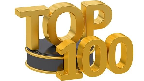 רשימת טופ 100 באמזון