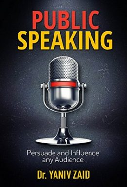 Public Speaking - Yaniv Zaid