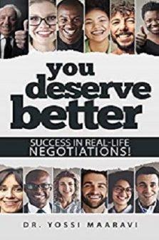 You Deserve Better - Yossi Maaravi