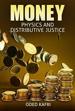 Money physics and distributive justice