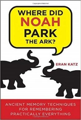 WHERE DID NOAH PARK THE ARK