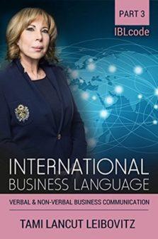 INTERNATIONAL BUSINESS LANGUAGE CODE Book 3