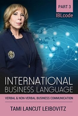 INTERNATIONAL BUSINESS LANGUAGE CODE Book 3