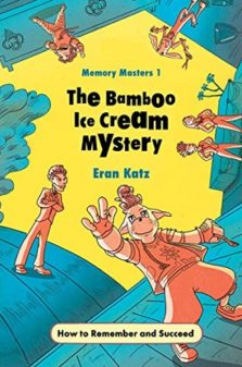 the bamboo ice cream mystery