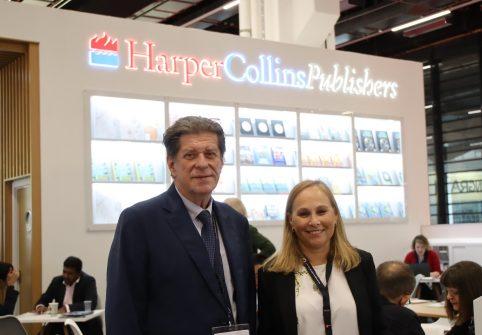 HarperCollins Tali Benny Carmi 2019
