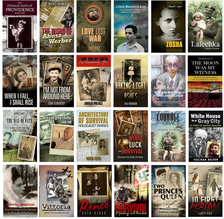 יום השואה - לספר את הסיפור באמזון