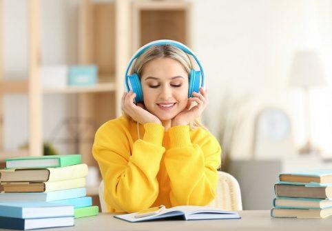 ספרי אודיו (שמע) – הכוכב החדש באמזון