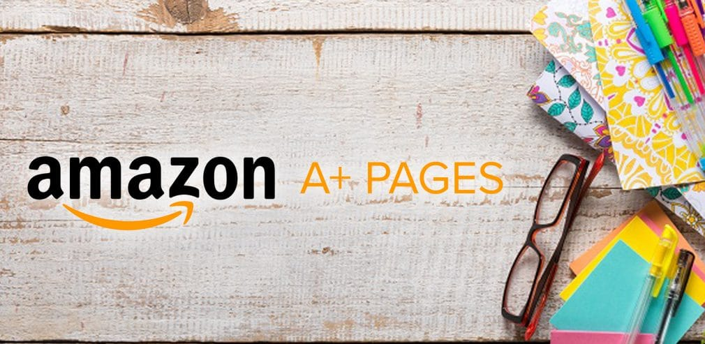 Amazon A+ Pages